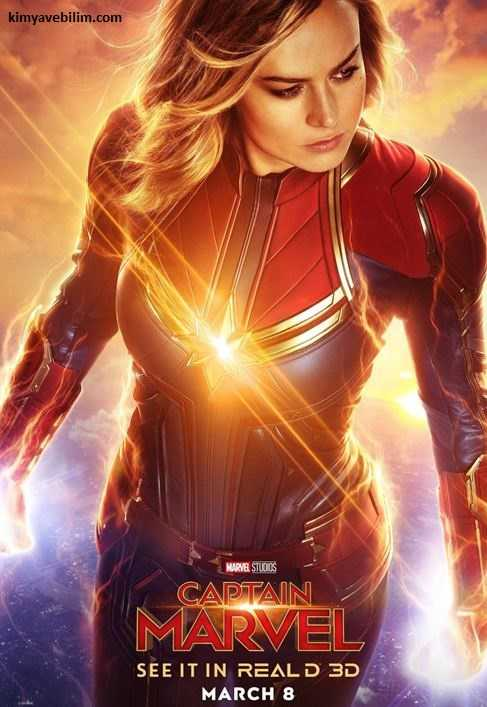 captain marvel fragman